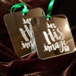 """In HIS Image"" Logo Ornament"