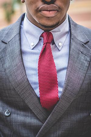 blk male suit